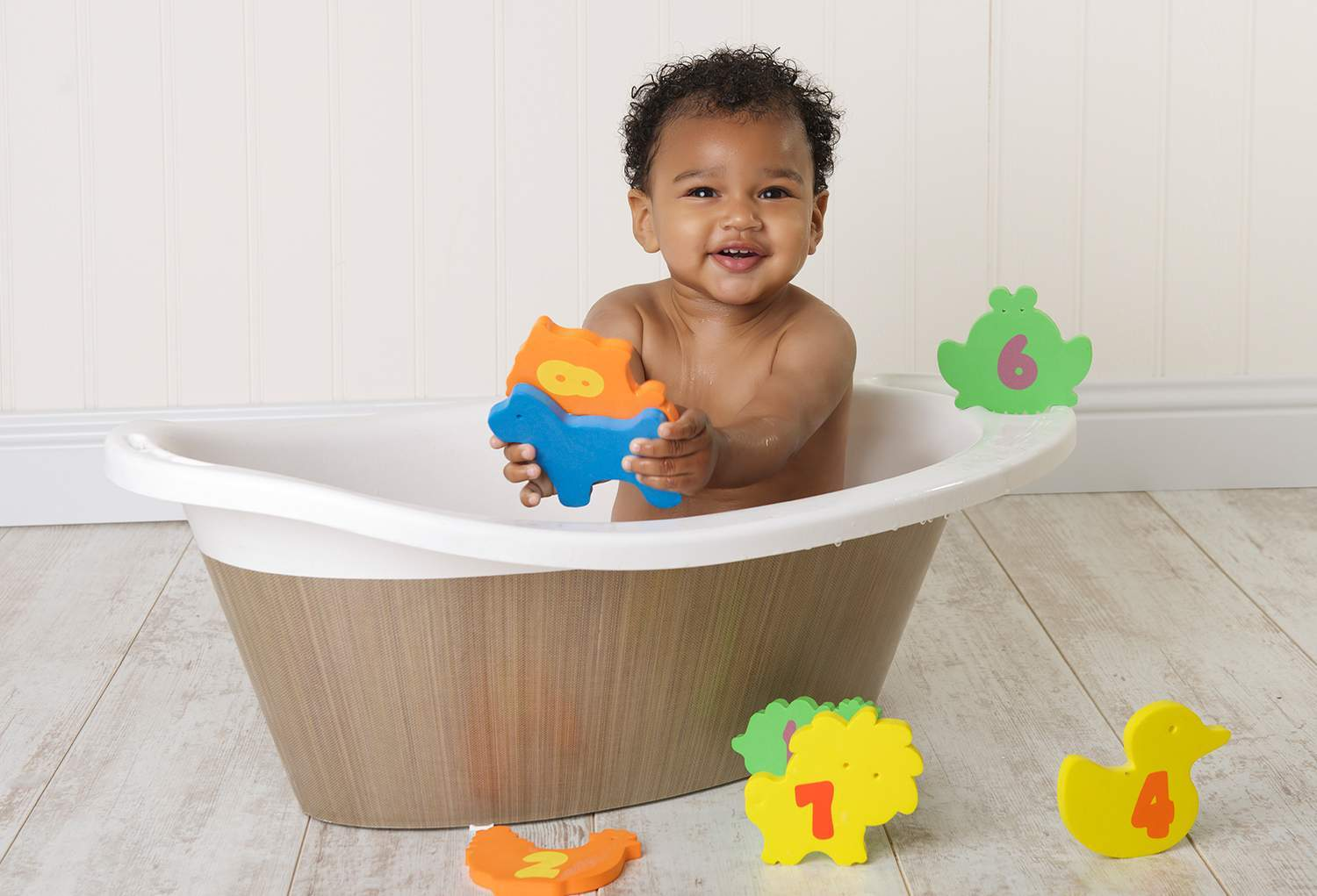 ClevaMama ClevaBath Bath Toys and Tidy Bag - Pitter Patter Toys ...