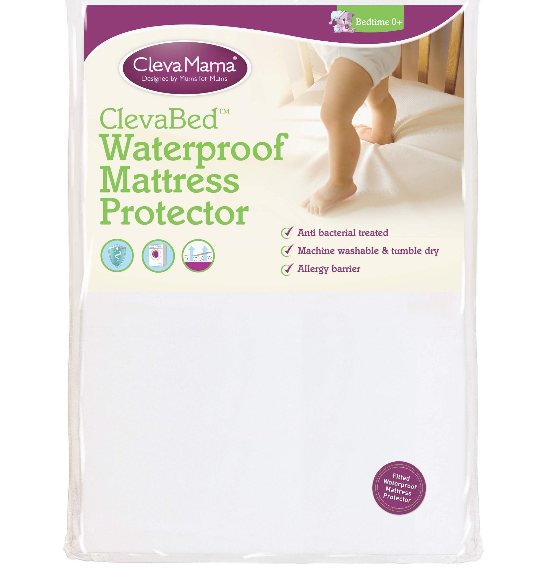 ClevaMama ClevaBed Waterproof Mattress Protector