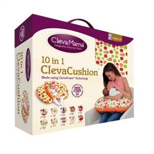 ClevaMama ClevaCushion 10 In 1