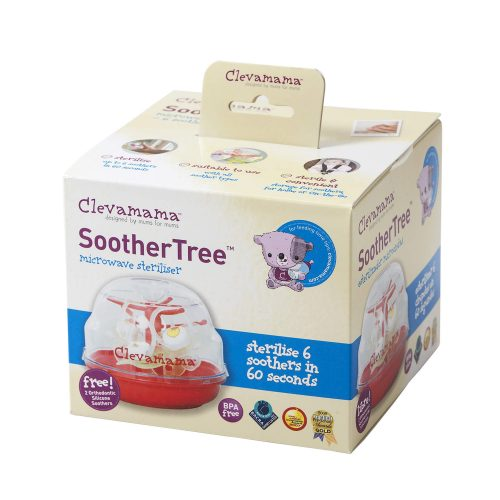ClevaMama Soother Tree Soother Steriliser