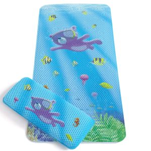 Under The Sea Bathmat & Kneeling Cushion