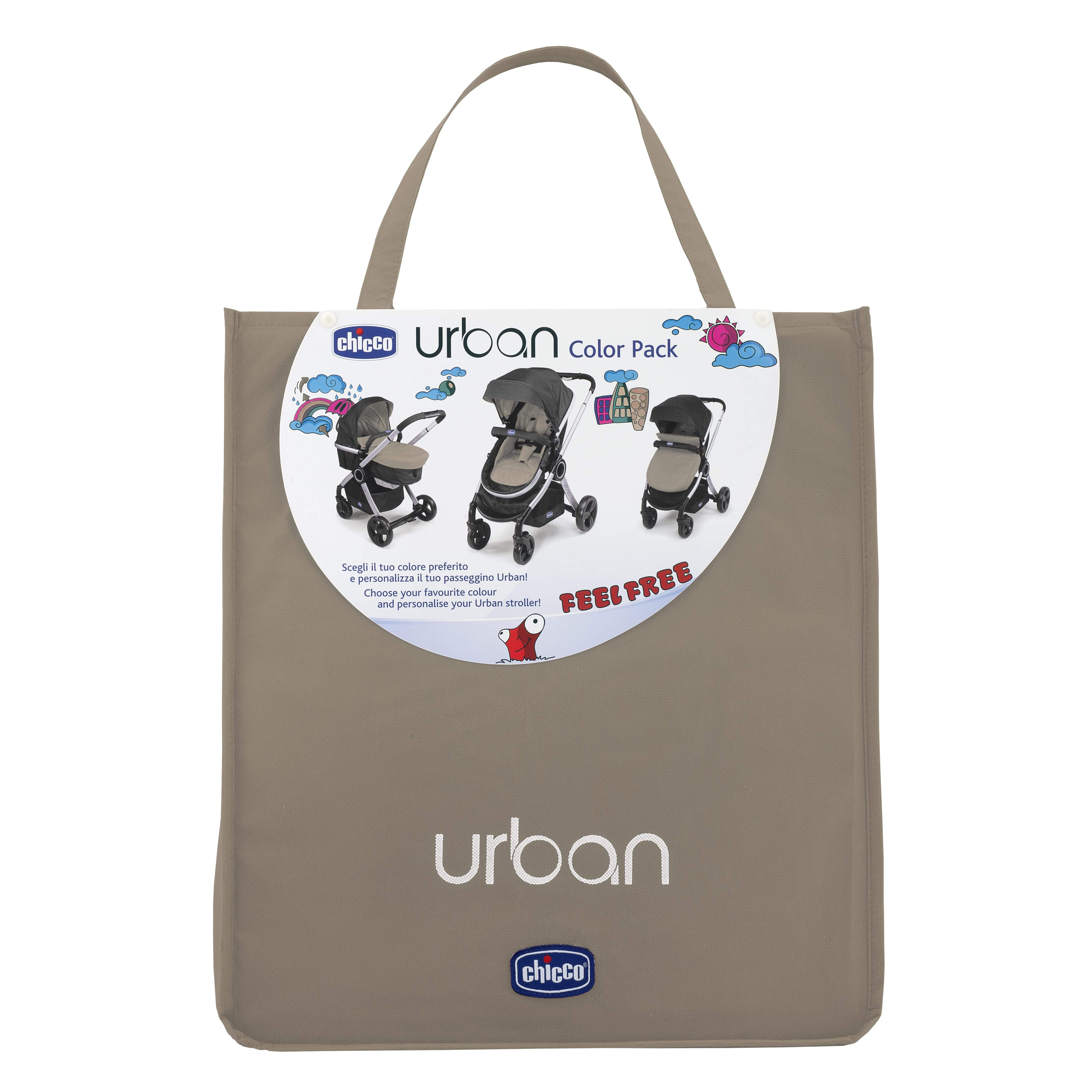 Chicco Urban Colour Pack