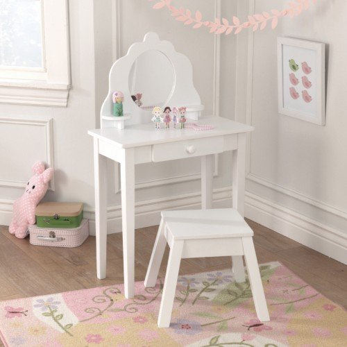 Kidkraft Medium Vanity and Stool