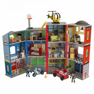 Kidkraft Everyday Heros Playset