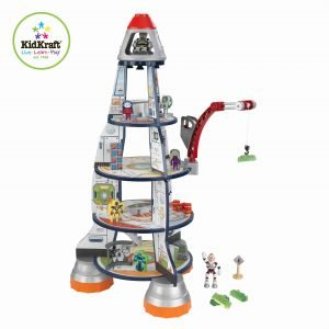 Kidkraft Rocketship Play Set