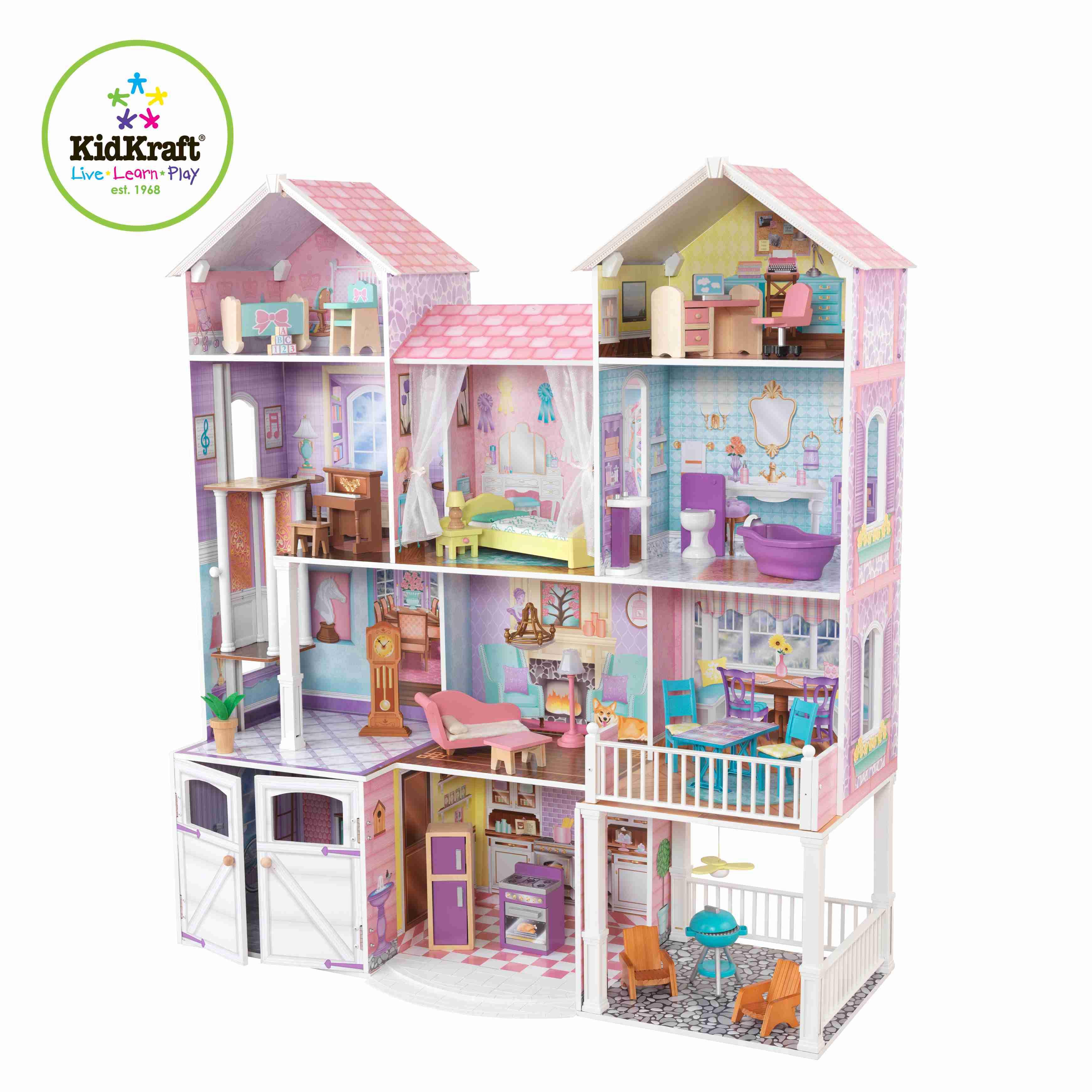 Kidkraft Country Estate Doll's House