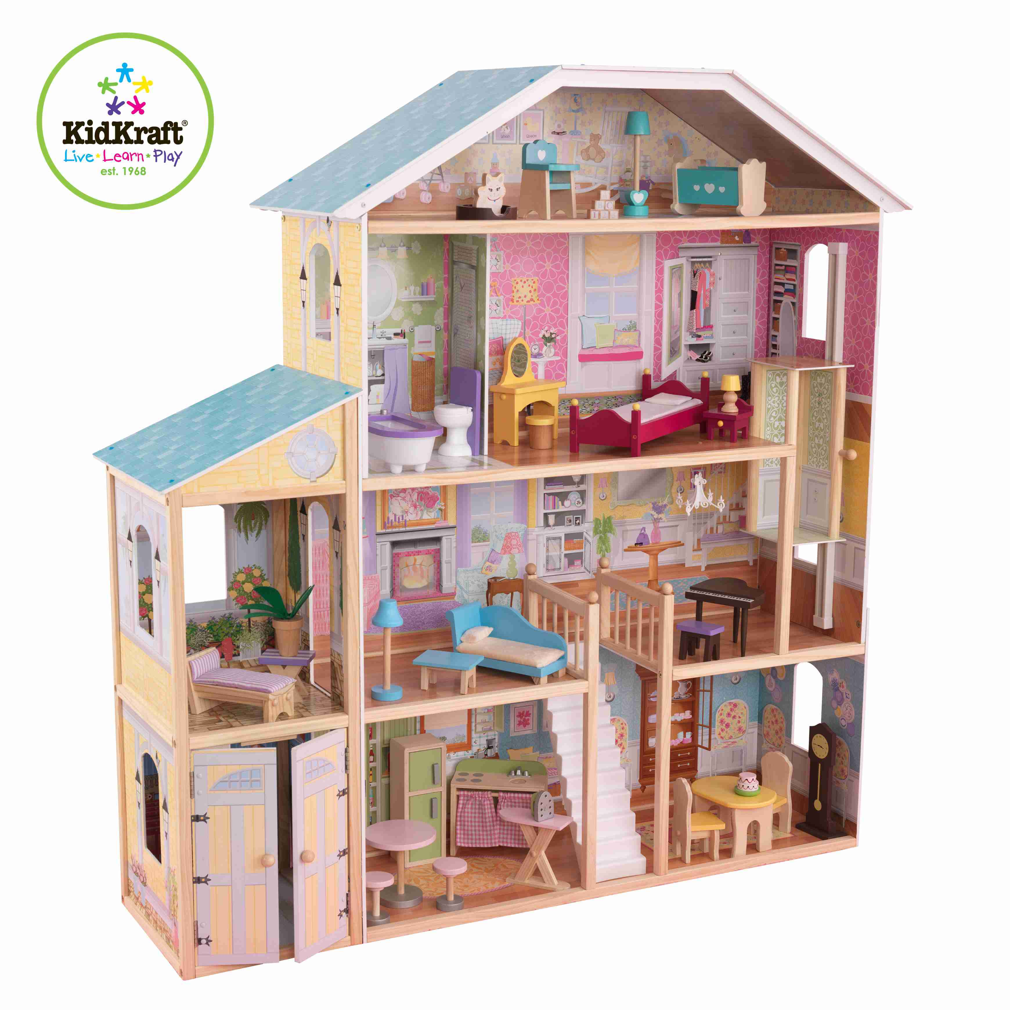 Kidkraft Magestic Mansion Doll's House