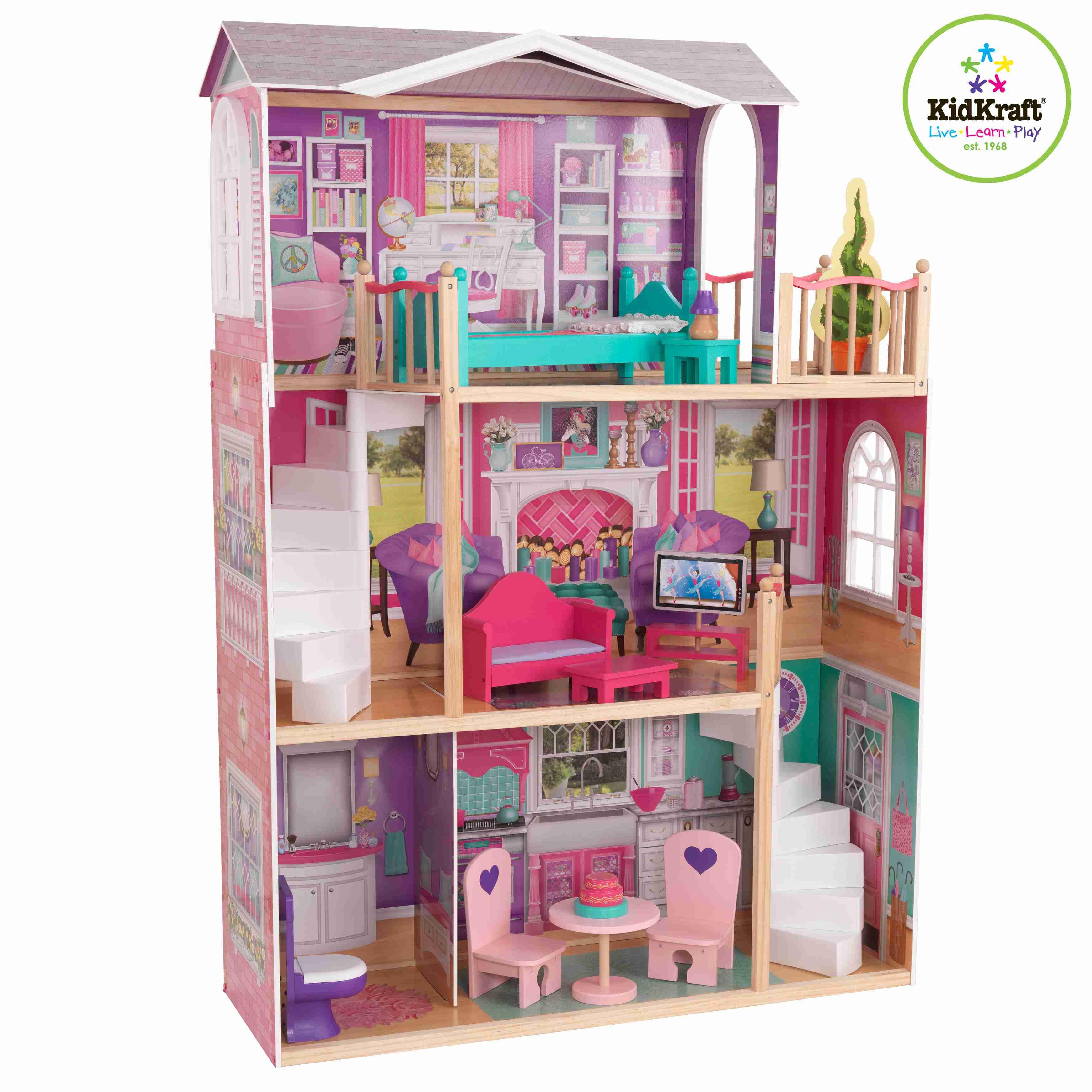 Kidkraft Elegant 46cm Doll Manor