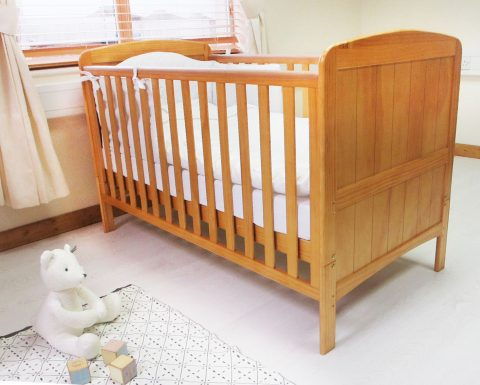 Babylo Sienna Cotbed Natural