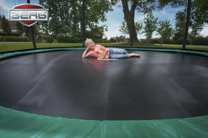 BERG Champion inground trampoline