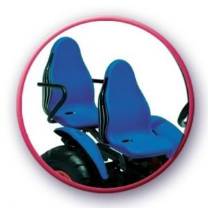 BERG New Holland Passenger Seat