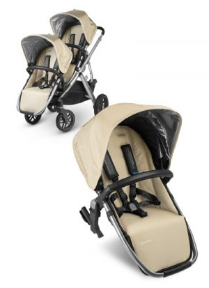 UPPAbaby Vista Pushchair Rumble Seat -2015