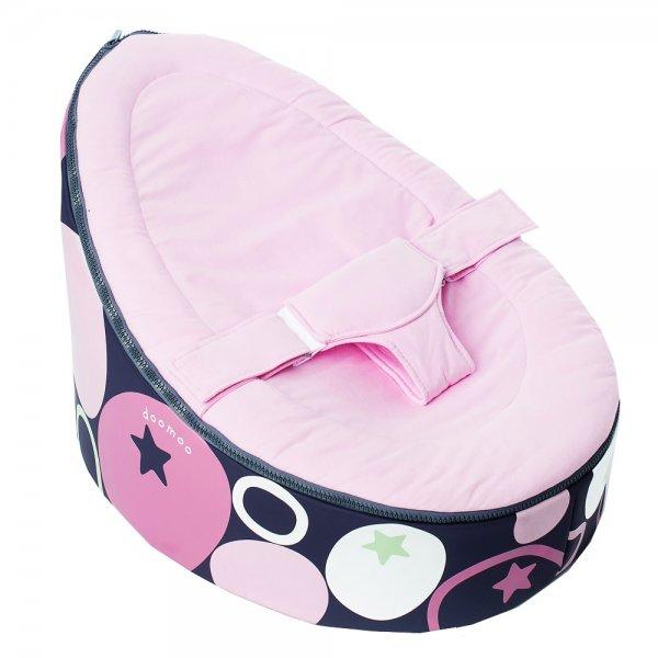 Doomoo Seat-Pink Stones