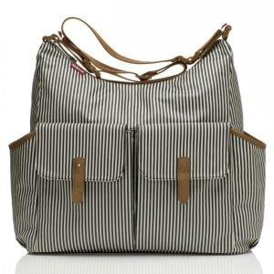 Babymel Frankie Stripe Baby Changing Bag