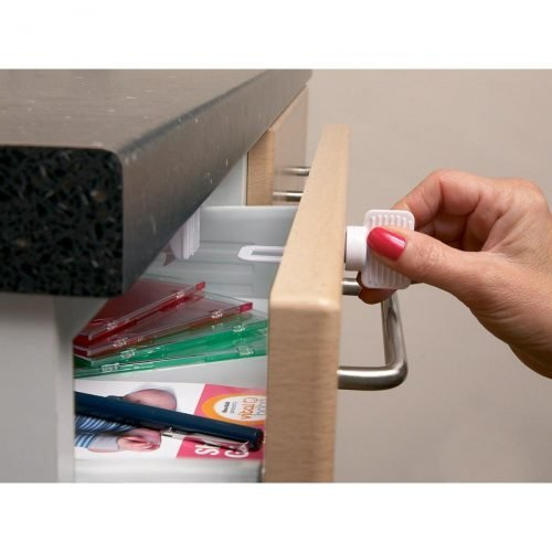 Clippasafe Easyfit Magnetic Cupboard Lock