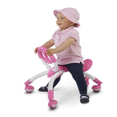 YVolution Pewi Baby Walker