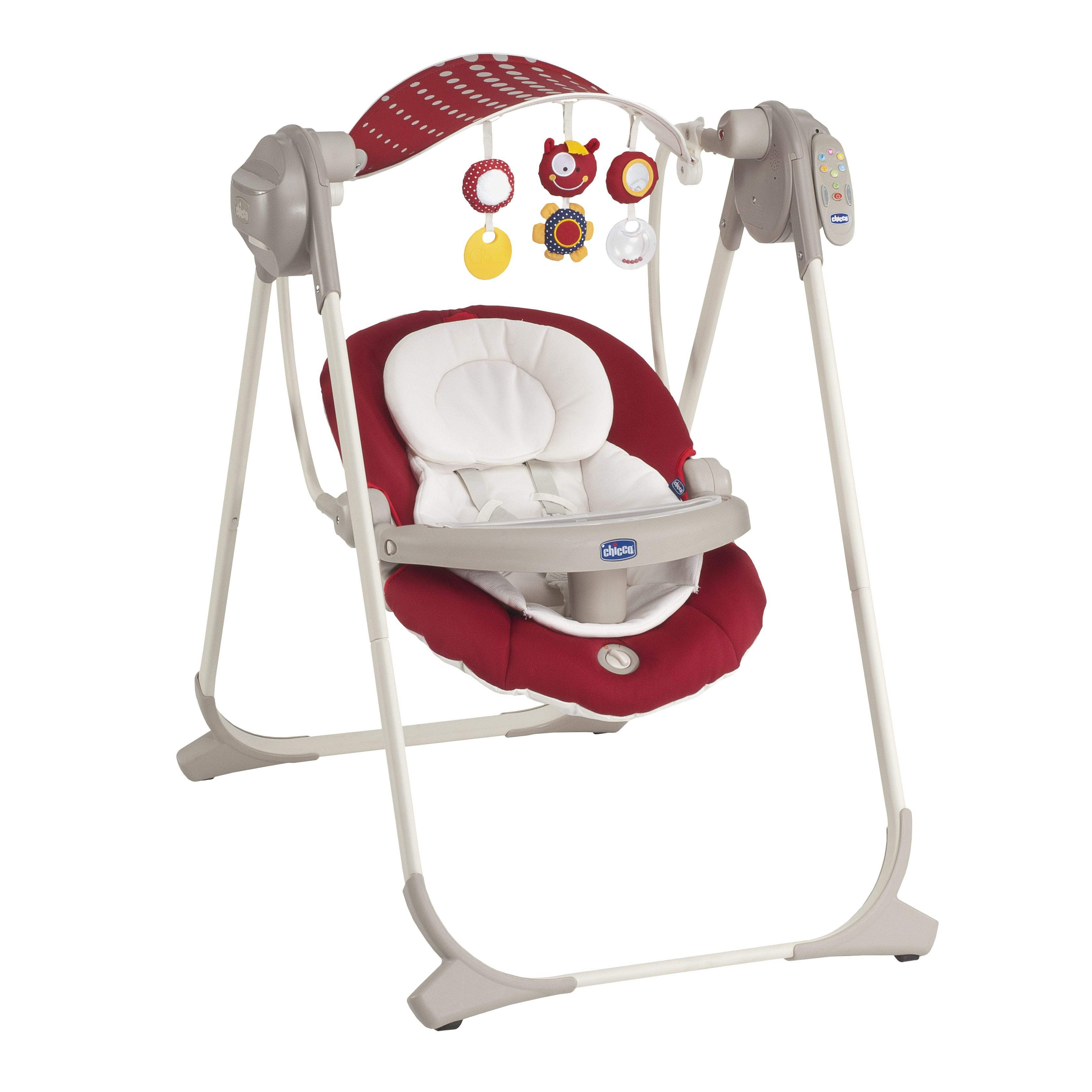 Chicco Polly Swing Up - Red