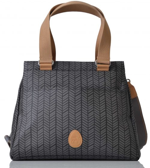 Pacapod Richmond Changing Bag - Herringbone