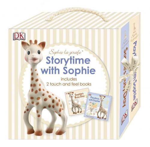 Story Time With Sophie-Story Books