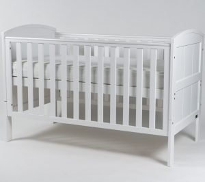 BR Baby Stockholm Cotbed