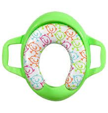 babylo soft potty seat with handle