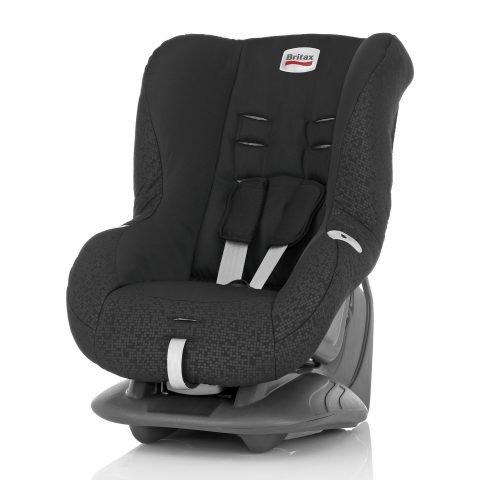 Britax Eclipse Car Seat- Black Thunder