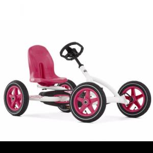 BERG Buddy White Go Kart