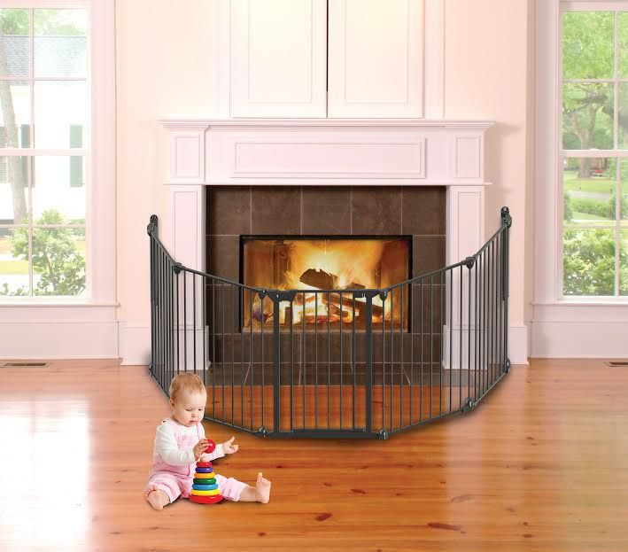 Babylo Fire Place Hearth Guard