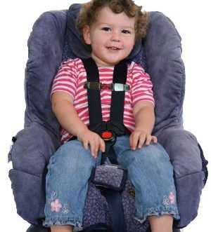Houdini Stop Car Seat Chest Straps