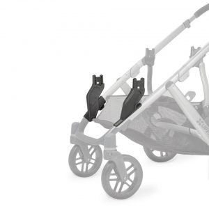 UPPAbaby Vista Lower Seat Twin Adaptors