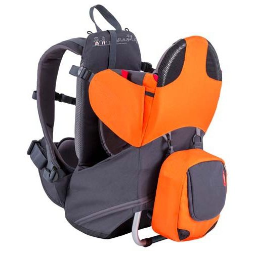Phil & Teds Parade Baby Carrier-Orange