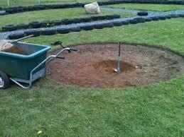 in ground trampoline. BERG In Ground Trampoline Champion