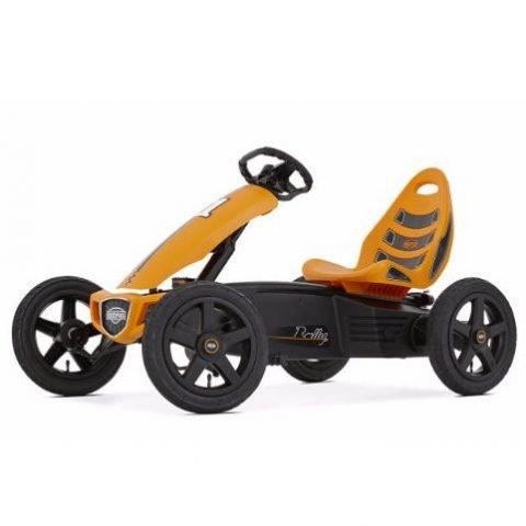 BERG Rally Orange Go Kart