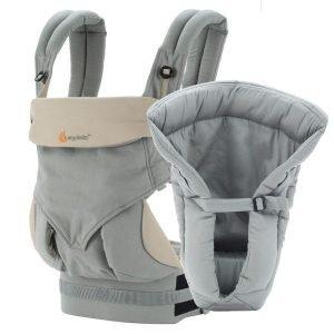Ergobaby Bundle of Joy 360 Baby Carrier - Grey