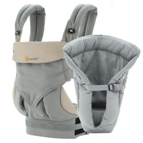 Ergobaby Bundle of Joy 360 Baby Carrier - Grey