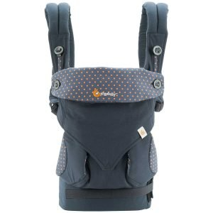 Ergobaby Carrier 360 - Dusty Blue