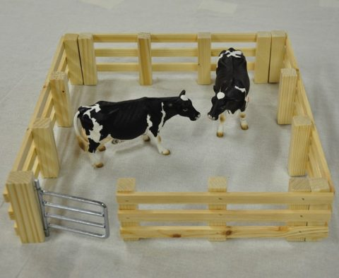 Millwood Crafts-Magnetic Fences