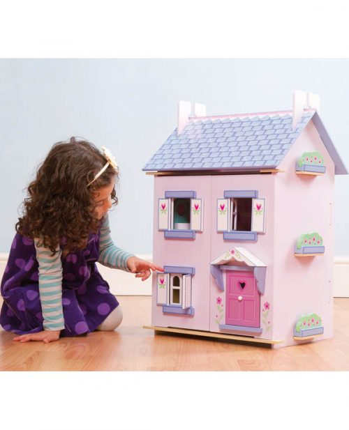 Le Toy Van Bella's House with Furniture Set