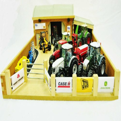 Millwood Crafts-Small Garage