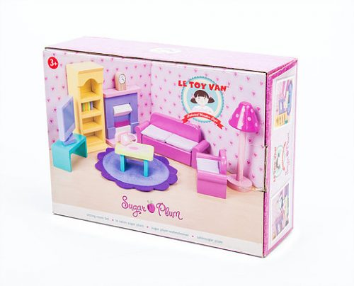 Le Toy Van Sitting Room Furniture Set