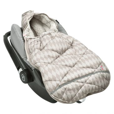 Lodger Mini Bunker Car Seat Footmuff-Vase