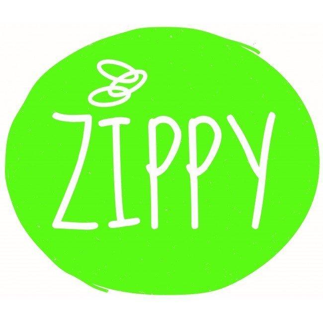 Zippy Baby Girl Bandana Dribble Bib 4 pack Delicate Blues