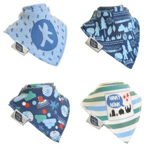 Zippy In the Night Garden Baby Boy Bandana Dribble Bib