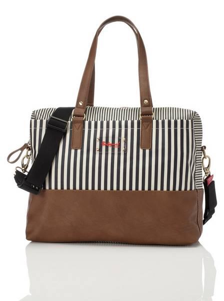 Babymel Millie Navy Stripe Changing Bag