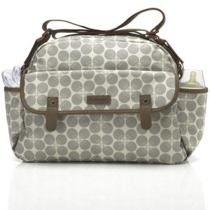 Babymel Molly Floral Dot Changing Bag