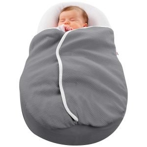 Red Castle Cocoonababy Cover Grey