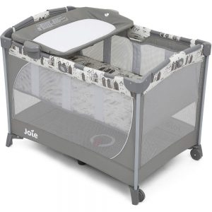 Joie Commuter Change Travel Cot - Petite City