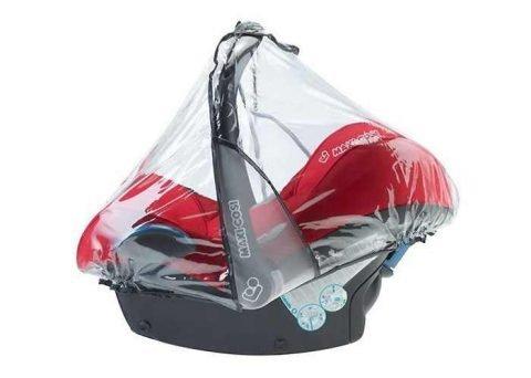 Maxi Cosi car seat Cabriofix raincover