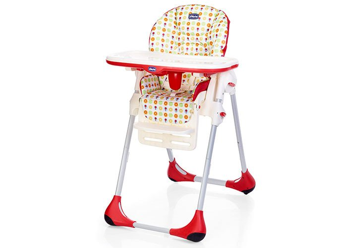 Chicco Polly Easy 2 in 1 highchair sunrise
