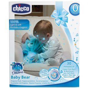 Chicco First Dreams Baby Bear Blue